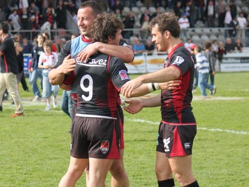 Le LOU Rugby s'impose largement en amical !
