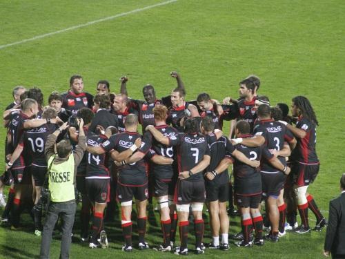 Le LOU Rugby peut encore rêver après avoir battu Auch (26-12)