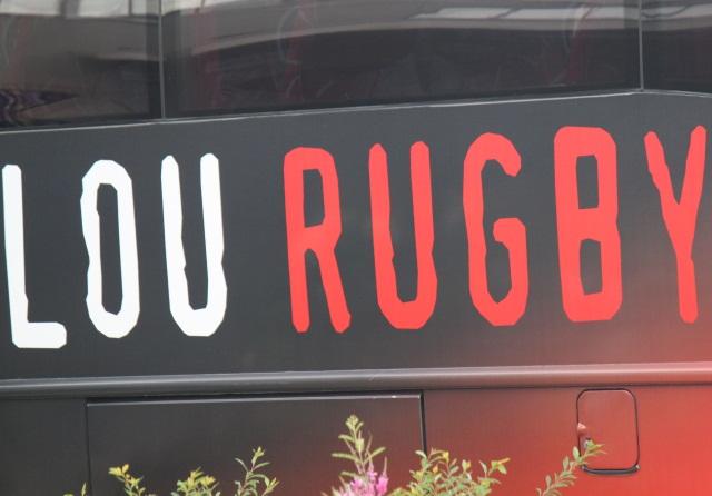 Le LOU Rugby affronte le Racing 92 en amical début octobre