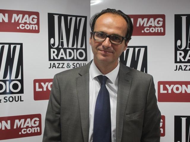 """Ludovic Boyron : """"Faire de la Part-Dieu un quartier à vivre en conservant sa place économique"""""""
