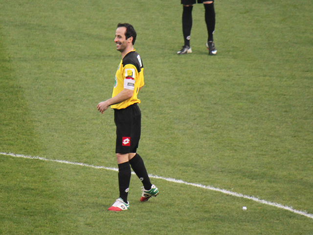 Ludovic Giuly quitte Chasselay pour… Monaco !