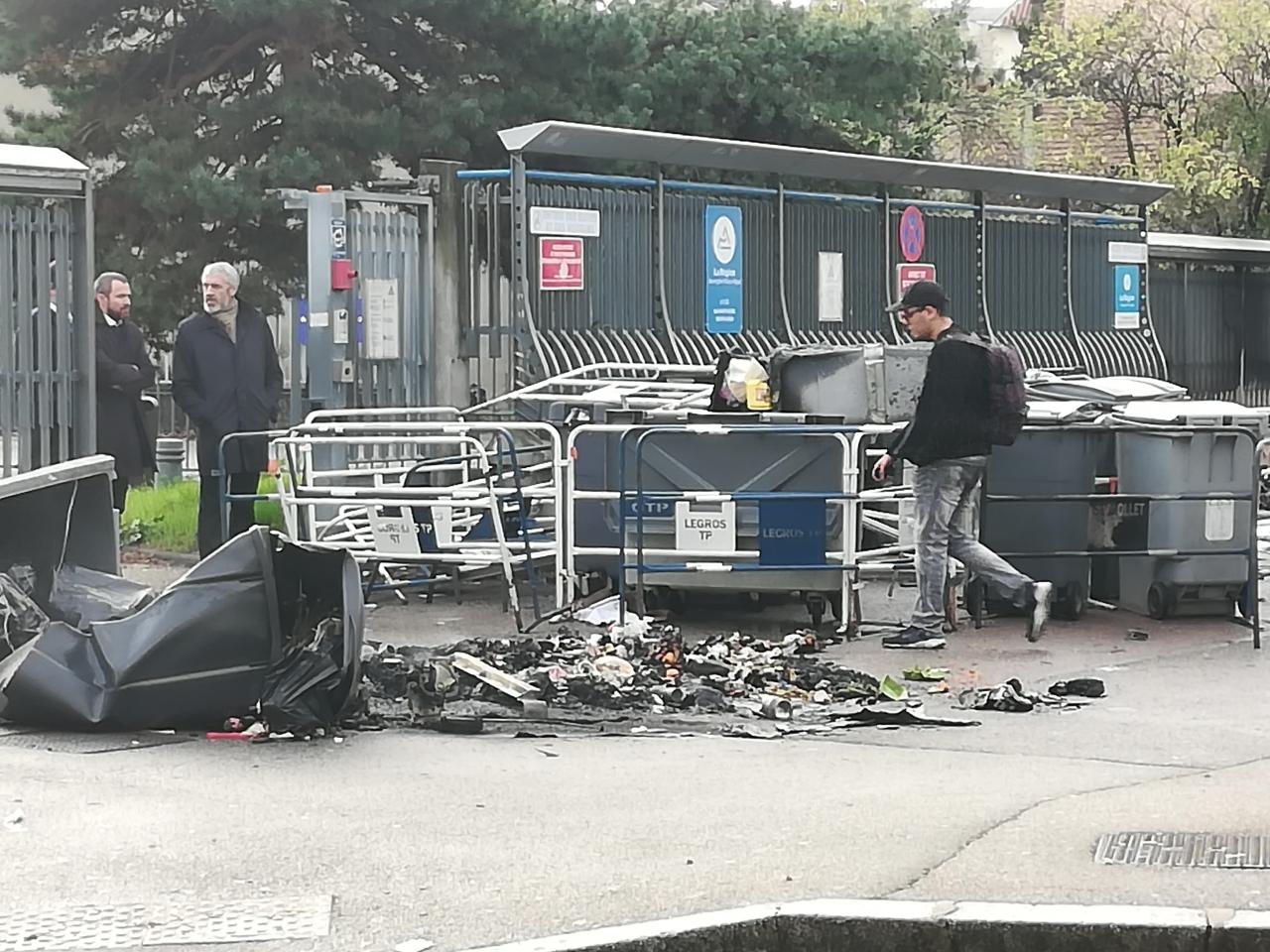 Les restes des feux - LyonMag