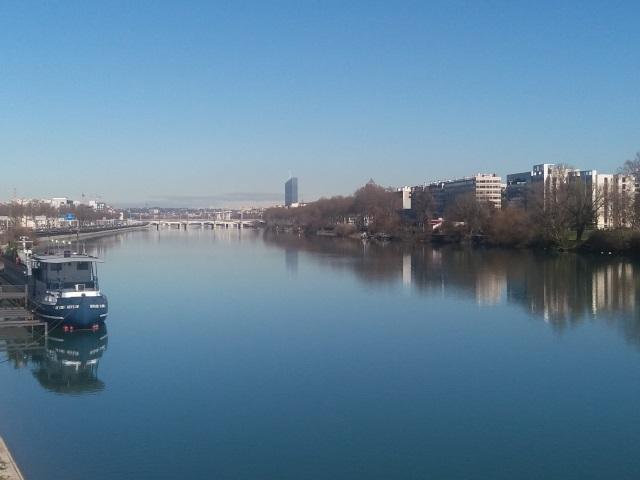 Lyon sur le podium des destinations favorites en France