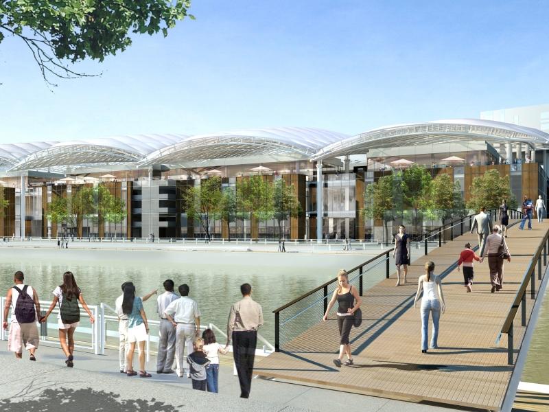 Les commerçants de Lyon inquiets face à l'ouverture de la Confluence ?