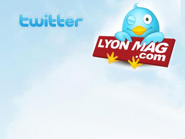Rejoignez LyonMag sur Twitter pour ne rien manquer de l'actu lyonnaise