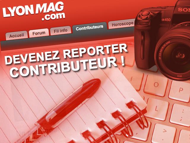 Participez activement à l'information sur LyonMag !