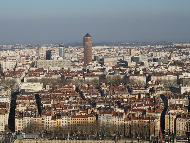 Lyon concentre 44% des cadres du Rhône