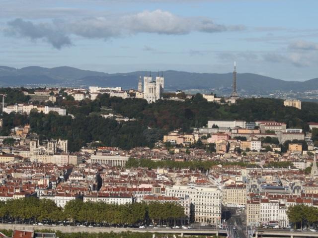 Lyon toujours parmi les destinations préférées des Espagnols et des Portugais