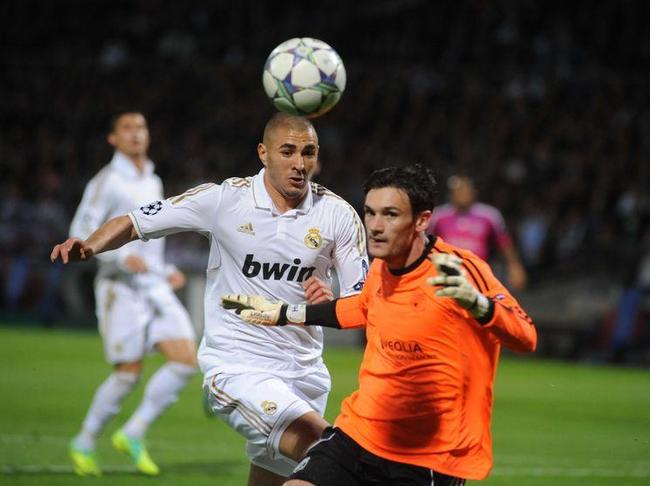 Le Real Madrid trop fort pour l'OL (vidéo)