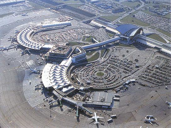 L'aéroport de Lyon St Exupéry poursuit sa progression