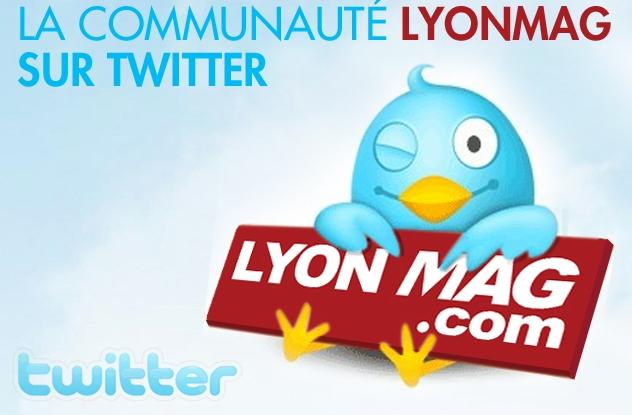 La revue de tweets des personnalités de Lyon