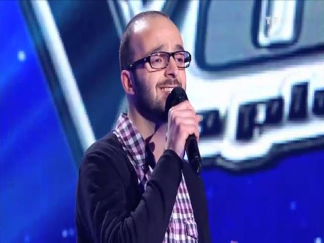 Fin de l'aventure The Voice pour Jhony Maalouf