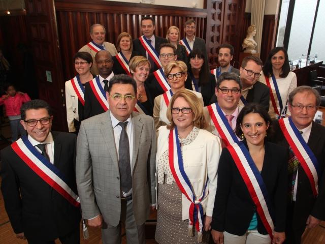 Villeurbanne : la liste des 19 adjoints de Jean-Paul Bret