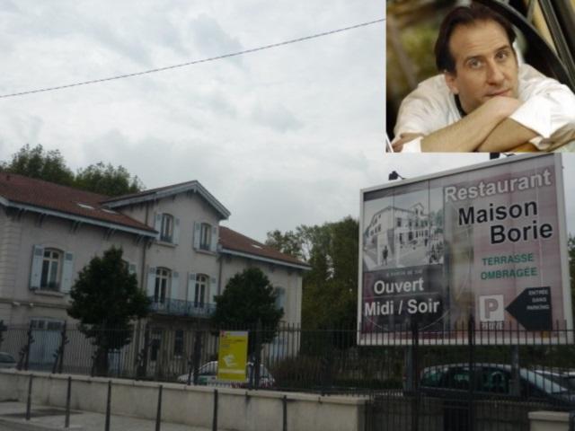 Maison Borie : le chef Manuel Viron condamné !