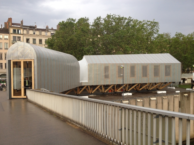 Lyon : début des travaux sur les Rives de Saône