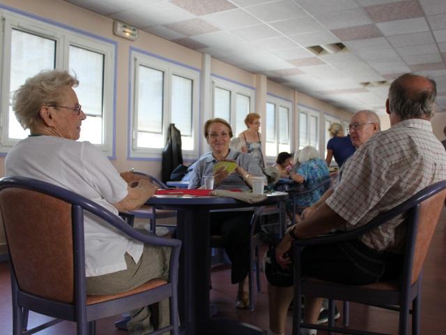 Les retraités délaissent le Rhône pour la mer
