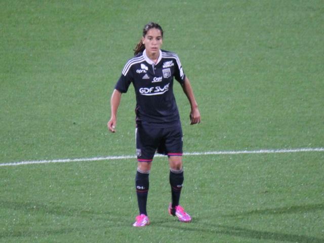 Les filles de l'OL remportent leur match contre Montpellier (2-1)
