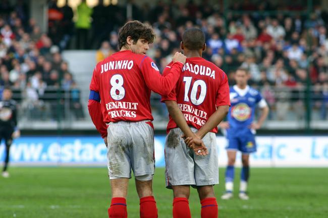 Le duo Malouda-Juninho reformé au Brésil ?