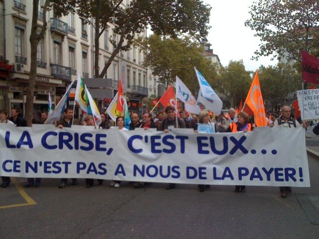 Manifestations : un 1er mai en ordre dispersé à Lyon