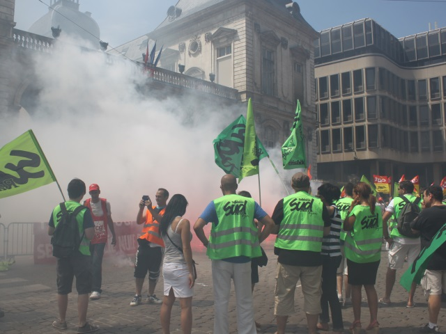 Grève SNCF : les cheminots de Lyon veulent faire de lundi une journée cruciale dans le conflit