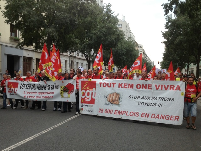 Kem One : la période de redressement judiciaire prolongée de 6 mois