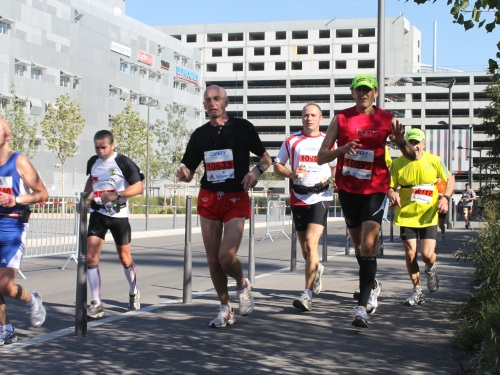 Run in Lyon : le détail des perturbations dimanche