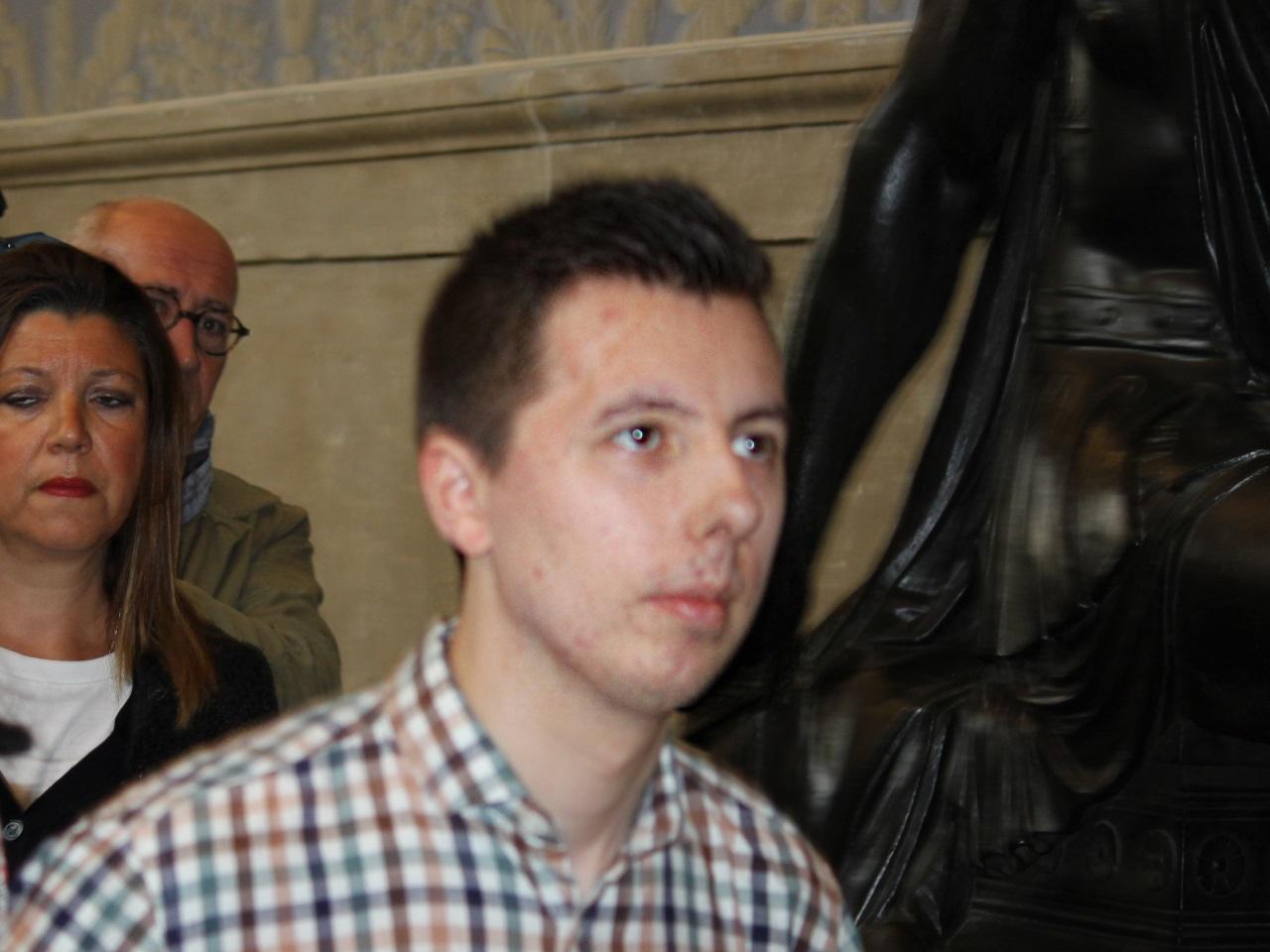 Lyon : l'agresseur de Marin devant la justice