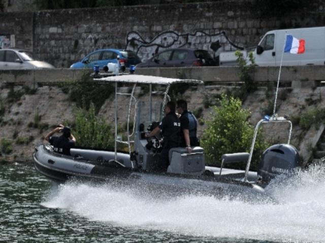 La marine nationale fait escale à Lyon !