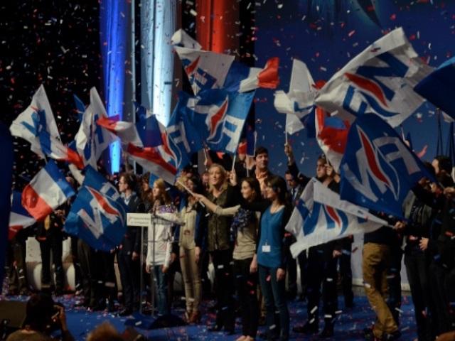 Congrès du Front National à Lyon : Marine Le Pen réélue sans surprise présidente