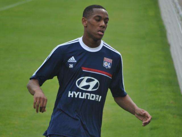 OL : Anthony Martial officiellement transféré à Monaco pour 5 millions d'euros