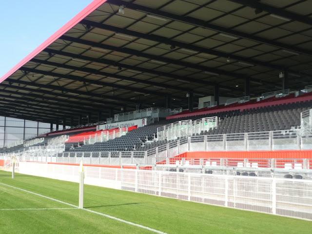 Le LOU Rugby veut agrandir le Matmut Stadium