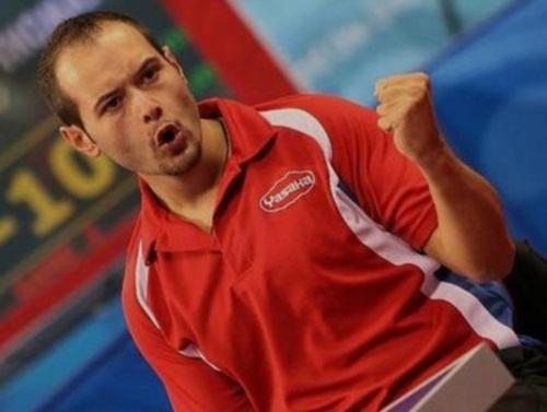 Jeux Paralympiques de Rio : Maxime Thomas décroche le bronze !