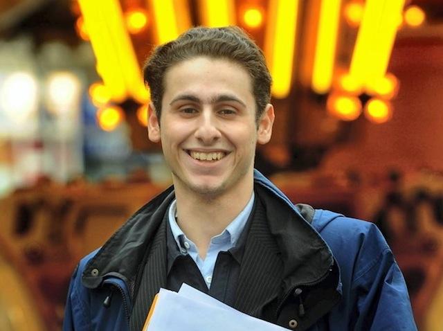Maxime Verner candidat aux législatives dans le Rhône