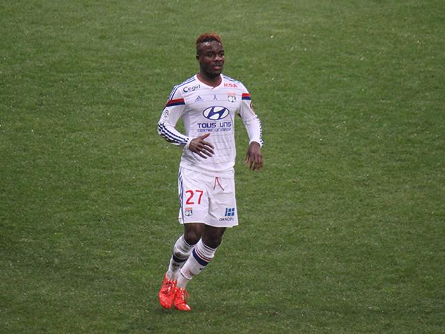 Maillot Domicile Olympique Lyonnais Maxwel CORNET
