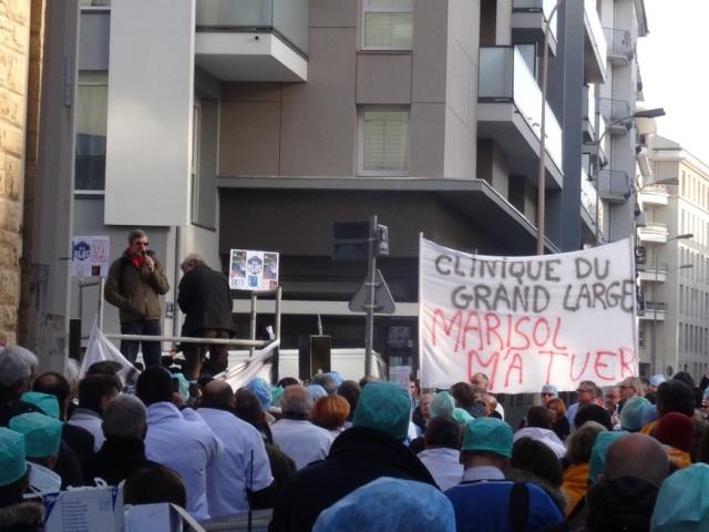 Les médecins généralistes rhônalpins de nouveau appelés à la grève ce jeudi