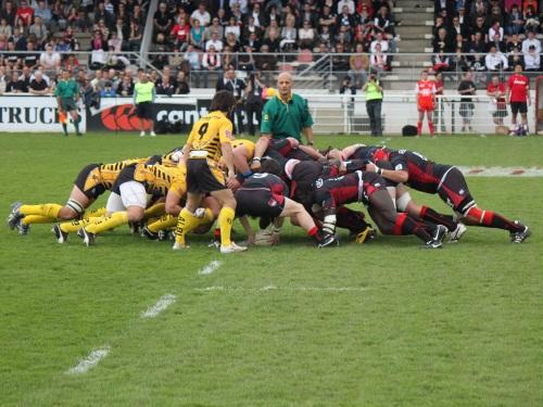Deuxième match amical pour le LOU Rugby vendredi soir