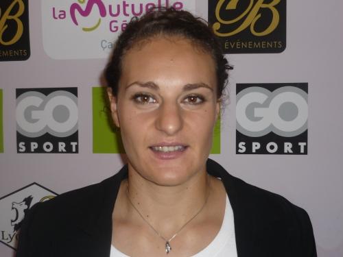 La lyonnaise Mélina Robert-Michon sacrée athlète de l'année