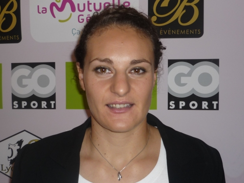 Lions du Sport 2013 : Mélina Robert-Michon remporte le Lion d'or