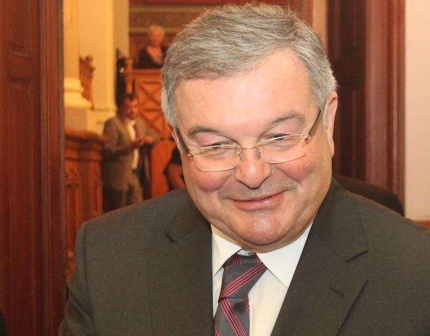 Michel Mercier va-t-il quitter la présidence du Conseil Général du Rhône?