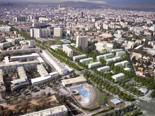 Mermoz : un quartier en plein renouveau