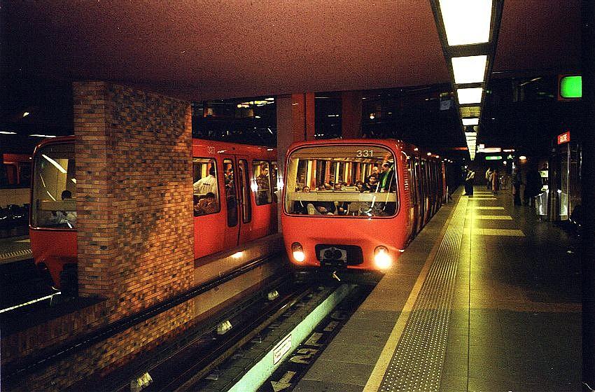 Le trafic a repris sur la ligne D du métro