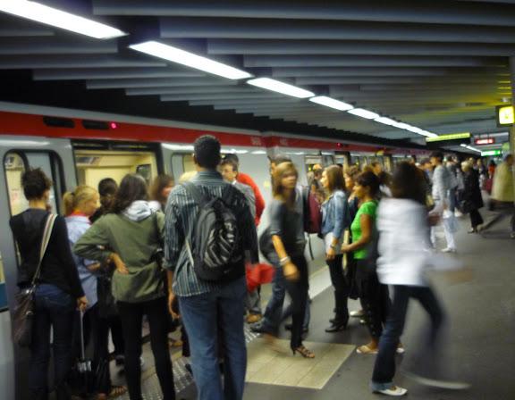 Lyon : un cadeau oublié à l'origine de l'arrêt du métro A vendredi soir