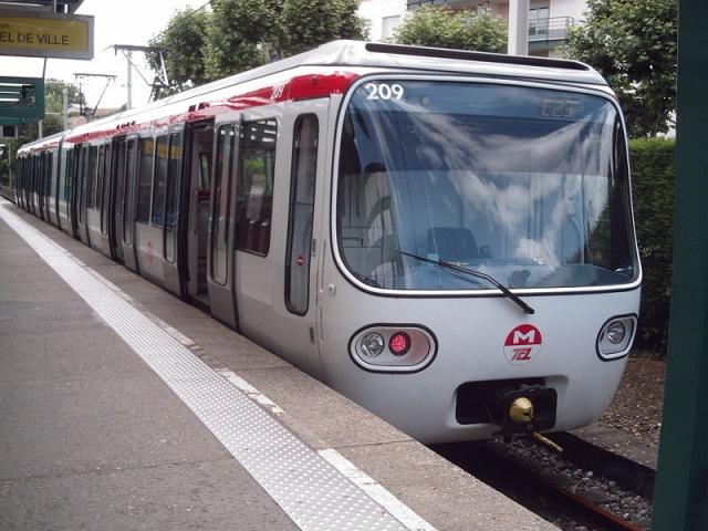 Pas de métro C à la station Cuire pendant deux semaines