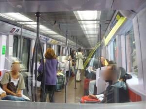 Lyon : plusieurs personnes victimes d'insultes racistes dans le métro