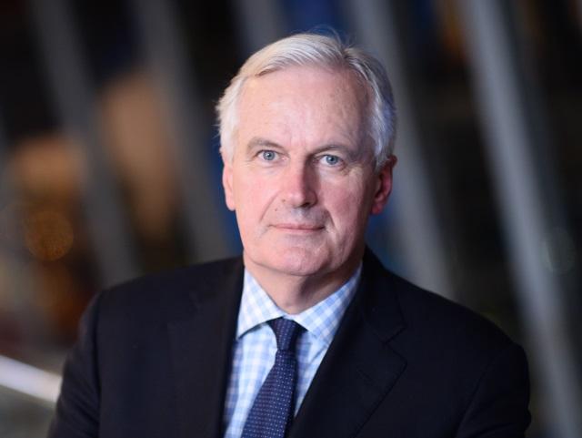 Michel Barnier candidat à la présidence de la Région Rhône-Alpes/Auvergne
