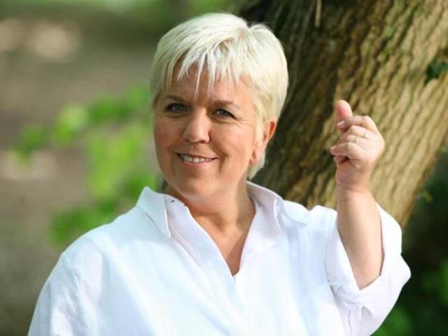 Mimie Mathy fait son entrée sur le podium des personnalités préférées des Français