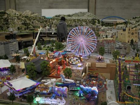 3500 visiteurs pour les ouvertures exceptionnelles de Mini-World Lyon