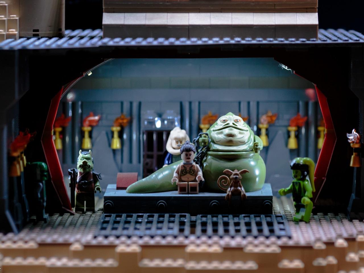 Une Nouvelle Exposition Lego 224 Mini World Lyon