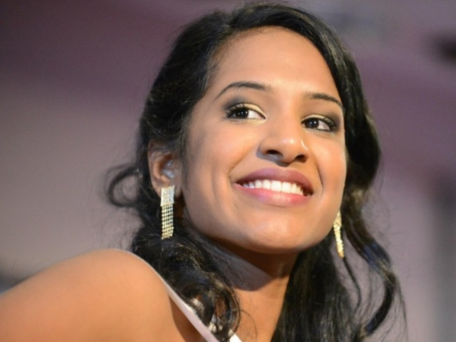 Stéphany Selvin nouvelle Miss Rhône 2014