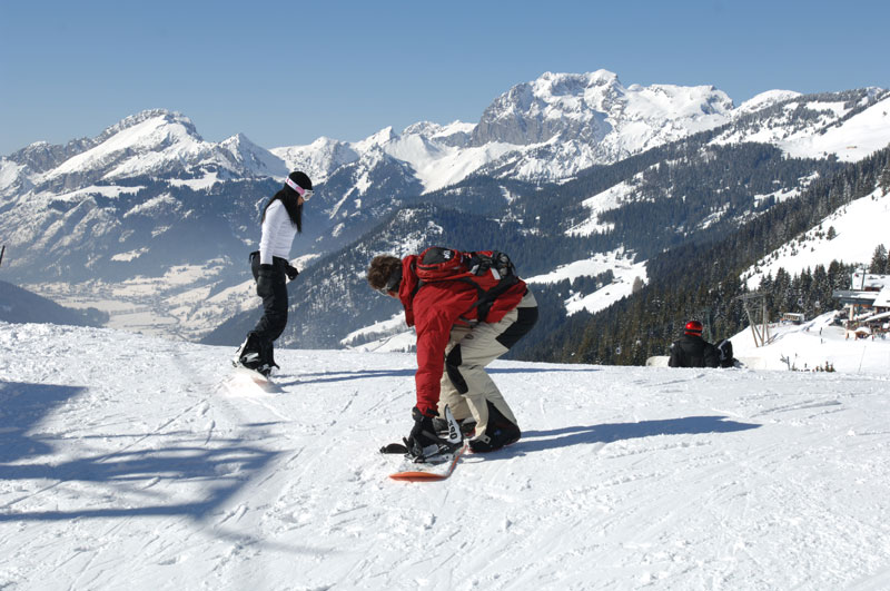 Les stations de ski ont fait le plein à Noël